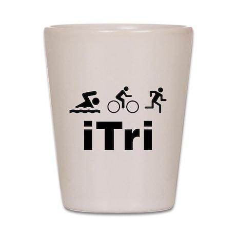 iTri Shot Glass