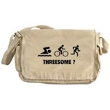 Threesome ? Messenger Bag