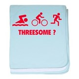 Threesome ? baby blanket