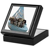 Dream Boat Boys Keepsake Box