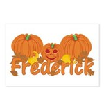 Halloween Pumpkin Frederick Postcards (Package of
