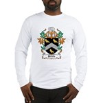 Jervis Coat of Arms Long Sleeve T-Shirt