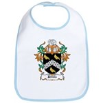 Jervis Coat of Arms Bib