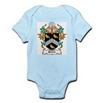 Jervis Coat of Arms Infant Creeper