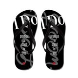 I do Flip Flops for the groom