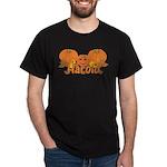 Halloween Pumpkin Harold Dark T-Shirt
