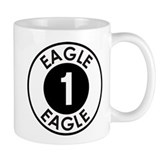 Space: 1999 - Eagle 1 Logo Small Mug
