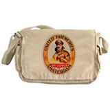 Holland Beer Label 5 Messenger Bag