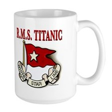 White Star Line: RMS Titanic Coffee Mug