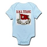 White Star Line: RMS Titanic Onesie