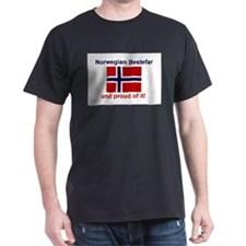 Cute Norwegian grandpa T-Shirt