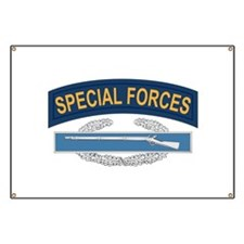 Special Forces CIB Banner