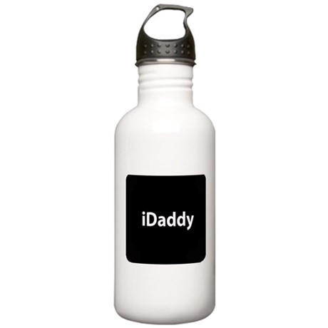 iDaddy button Stainless Water Bottle 1.0L