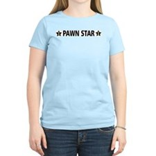 Pawn Star Women's Pink T-Shirt