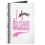 Sweet Sixteen Journal