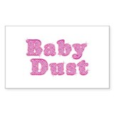 Baby Dust Decal