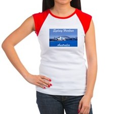 Sydney Harbour Painting Tee