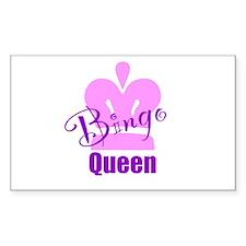 Bingo Queen Decal