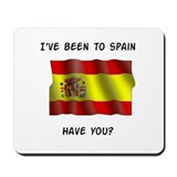 Cool Espana Mousepad