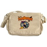 Blaze Fireball Messenger Bag