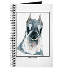 Schnauzer Open Edition Journal