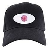 Pink Rose Club Baseball Hat