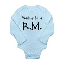 Waiting for a RM - LDS RM - LDS RM - Dots Long Sle