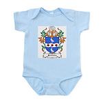 Jenison Coat of Arms Infant Creeper