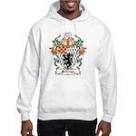 Jeffreys Coat of Arms Hooded Sweatshirt