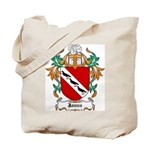 Janns Coat of Arms Tote Bag