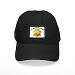 Border Patrol Badge Black Cap