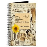 Vintage Chick Dont Be Sorry Journal