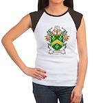 Howman Coat of Arms Women's Cap Sleeve T-Shirt