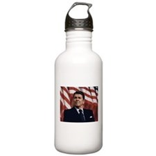 Ronald Reagan Sports Water Bottle