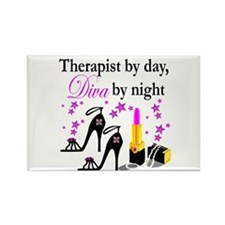 THERAPIST Rectangle Magnet (100 pack)