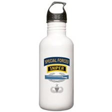 SF Sniper CIB Airborne Senior Water Bottle