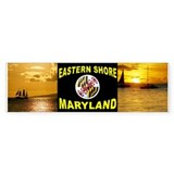 EASTERN SHORE_001.jpg Bumper Sticker