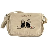 Watching You! Messenger Bag