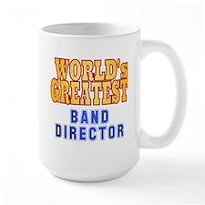 World's Greatest Band Director Mug