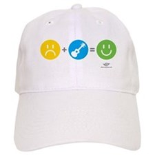 Happy Ukulele Baseball Cap