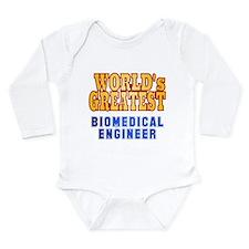 World's Greatest Biomedical Engineer Long Sleeve I