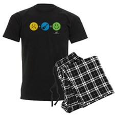 Happy Ukulele pajamas