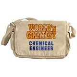 World's Greatest Chemical Engineer Messenger Bag