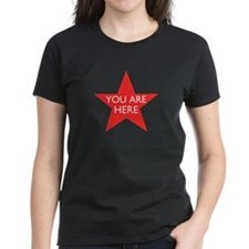 You are Here Tee