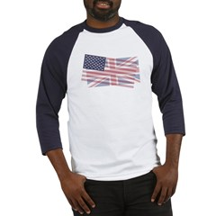 UK/US Blended Baseball Jersey