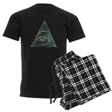 Masonic eye Pajamas