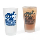 Makaha Surfing 1968 Drinking Glass