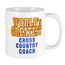 World's Greatest Cross Country Coach Mug