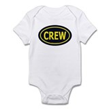 CREW Euro Infant Creeper