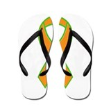 Unique Tehron Flip Flops